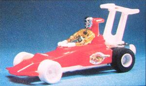 Warp Racer