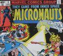 Micronauts, Vol. 1, No. 06
