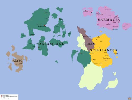 Mapa ppw