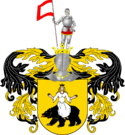 Herb rodzinny Grimani-de Castirie-de Livorna