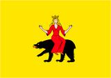 Лошица флаг новый