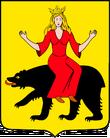 Герб Лошицы малый