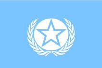 League of Micronations Flag