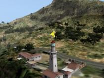 Diamond Head Lighthouse Icon