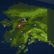 Iditarod 14 (North) - Galena Map 3