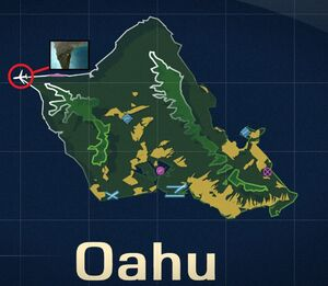 Kaena Point 10K Map