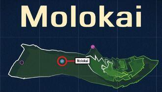 Molokai Map
