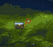 Little Beacon Aerocache Map 2