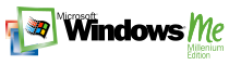 Microsoft Windows Millenium Edition Logo