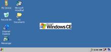 Windows CE 5.0 Desktop