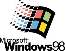 Windows 98 logo
