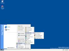 Windows Whistler build 2257