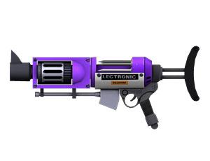 Weapons rifle purple heart