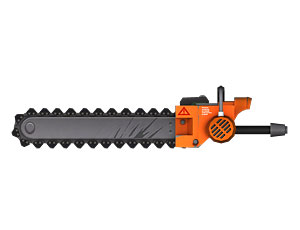 Weapons melee chain saw