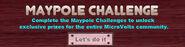 Maypole Challenge: May 1, 2012