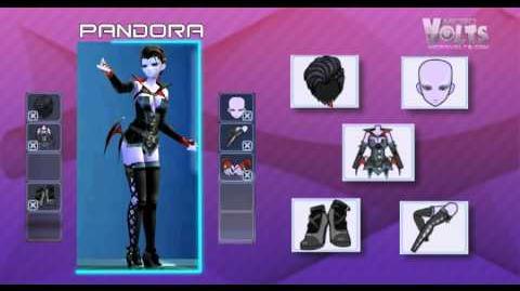 MicroVolts Character Video Pandora-0