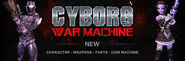 CYBORG WAR MACHINE