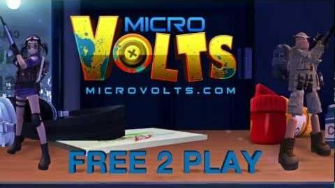 MicroVolts Gameplay Trailer (2012) HD