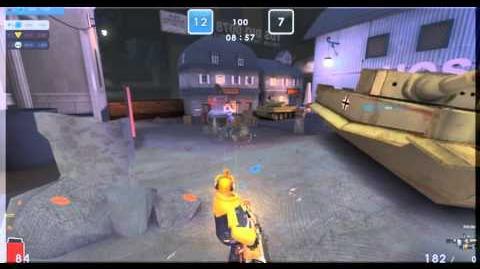MicroVolts Weapons Video Gatling Gun