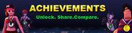 Unlock, Share & Compare Your Achievements!