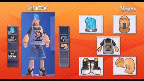 MicroVolts Character Video Knox-0