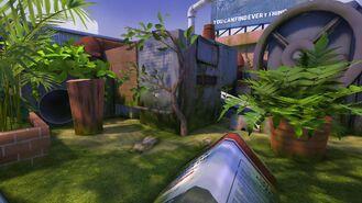 Forgotten Junk Yard