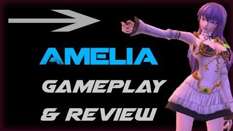 Microvolts - Amelia Elf Sets & Weapons Review & Gameplay