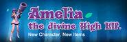 AMELIA, A DIVINE HIGH ELF