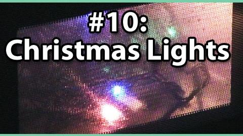 Is It A Good Idea To Microwave Christmas Lights?