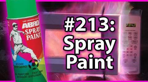 Is It A Good Idea To Microwave a FULL CAN of Spray Paint!?