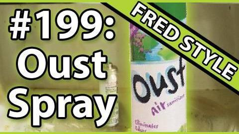 Is It A Good Idea To Microwave Oust Spray (FRED Version)