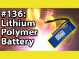 6x003 - Lithium polymer battery