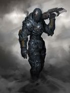 Malum heavy armor