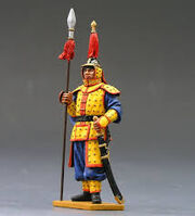 Xinese Imperial Infantry