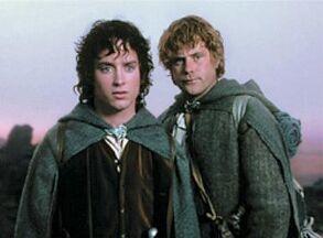 Frodo Sam LOTR