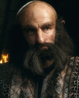 Dwalin The Battle of the five armiees