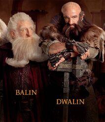 Balin and dwalin