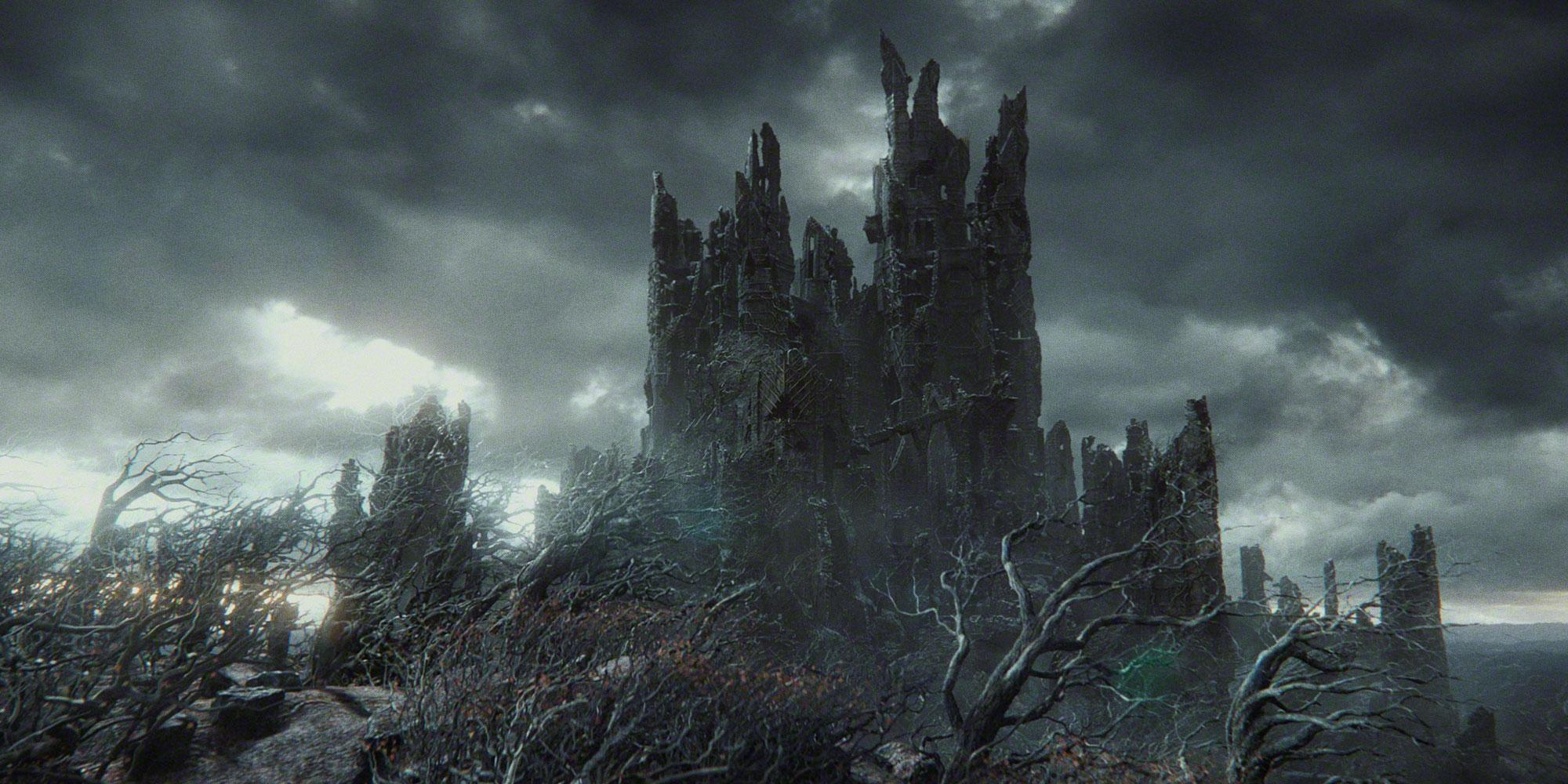 Dol Guldur   The Hobbit LOTR Wiki   FANDOM powered by Wikia