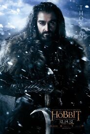 ThorinCharacterPosterHobbit