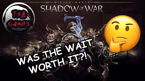 Middle-Earth - Shadow of War - GAMEPLAY WALKTHROUGH PLAYTHROUGH - Part 1