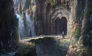 The lord of the rings war in the north conceptart UOOU5