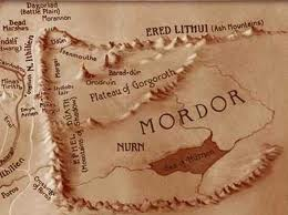 Map Of Mordor Mordor | Middle earth: Shadow of War Wiki | FANDOM powered by Wikia
