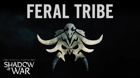 Official Shadow of War Feral Tribe Trailer