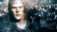 Celebrimbor leading his army