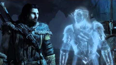MonolithAndy/Behind the Scenes of Shadow of Mordor: Talion and Celebrimbor