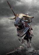 Iron Hills Ram Rider