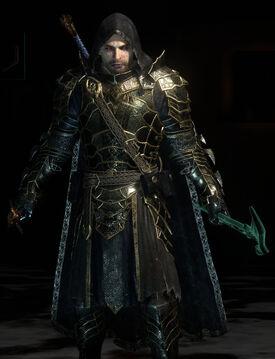 Ringwraith - Level 60 Armour