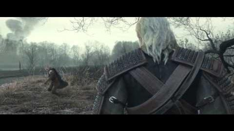The Witcher 3 Wild Hunt - The Sword Of Destiny Trailer