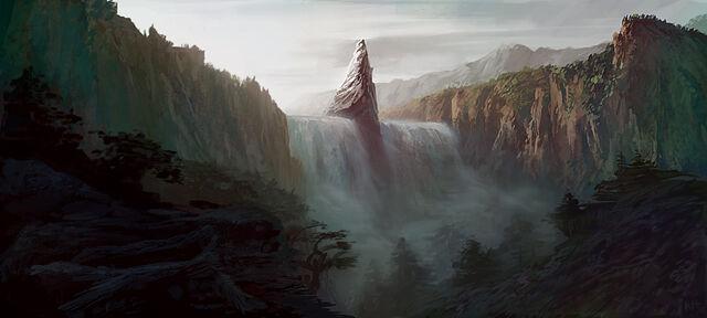 File:Falls of rauros ii by reneaigner.jpg