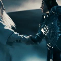 Саурон, противоположность Келебримбора
